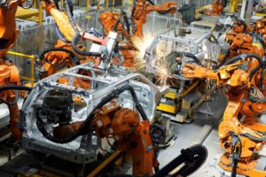 ipari robotok