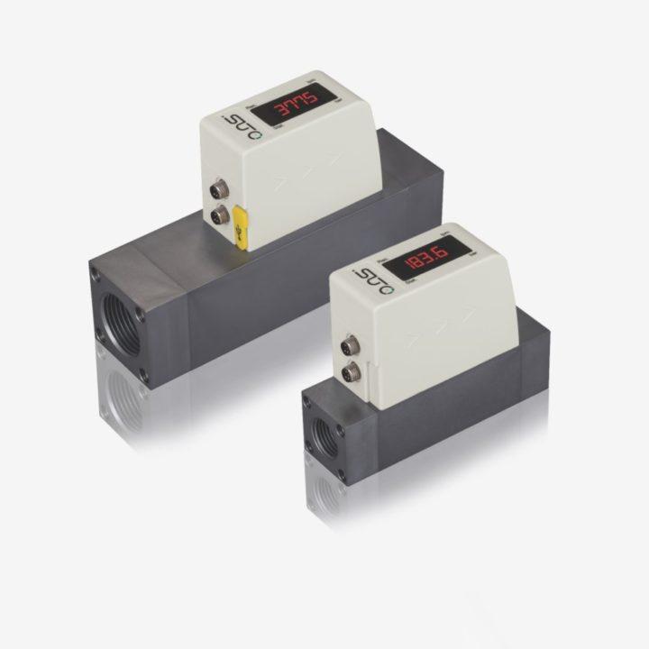 S415 áramlásmérő végponti pneumatikus mérésekhez