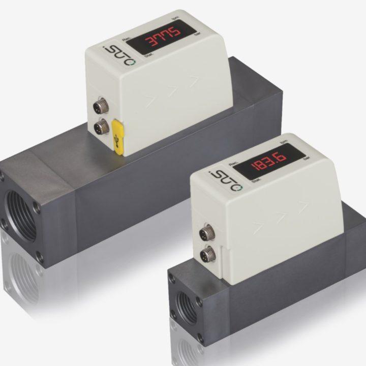 S415 áramlásmérő levegő nitrogén szén-dioxid