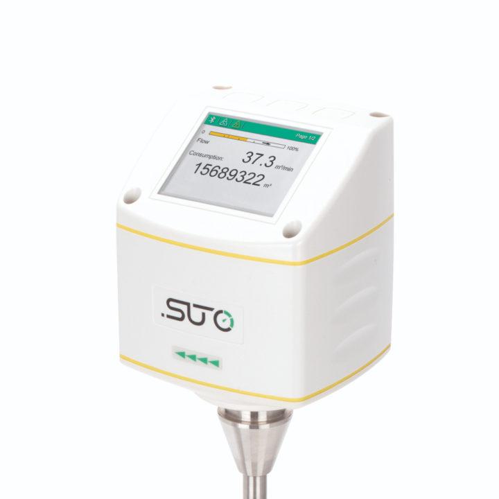 S401 áramlásmérő összegzett fogyasztás