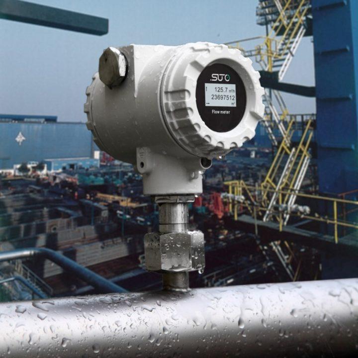 kültéri áramlásmérő vegyipat