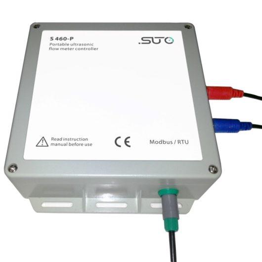 hordozható ultrahangos áramlásmérő s551 mérőbőröndhöz