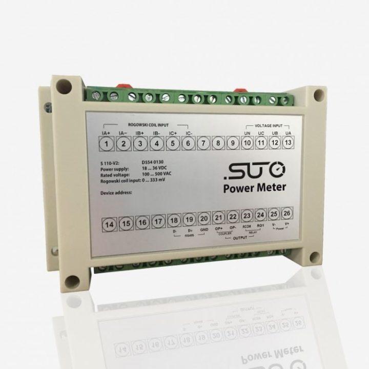 s110 teljesítménymérő almérő féloldalt