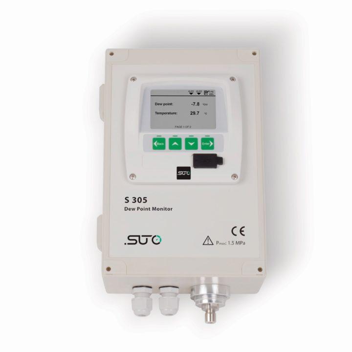 s305 harmatpont monitor kijelzővel