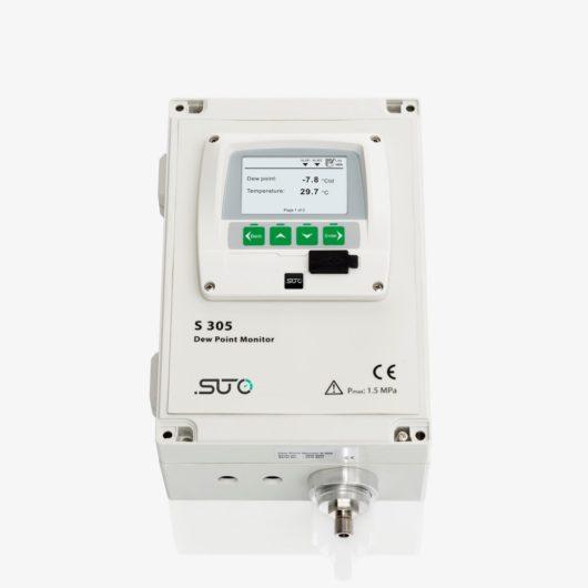 s305 harmatpont monitor előlről